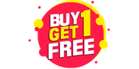 Buy 1 Get 1 Free icon