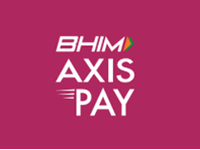 BHIM Axis Pay coupons