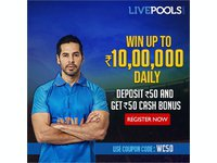 Livepools coupons