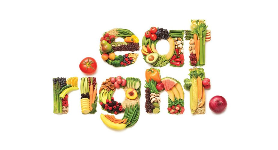 Eat right to stay healthier
