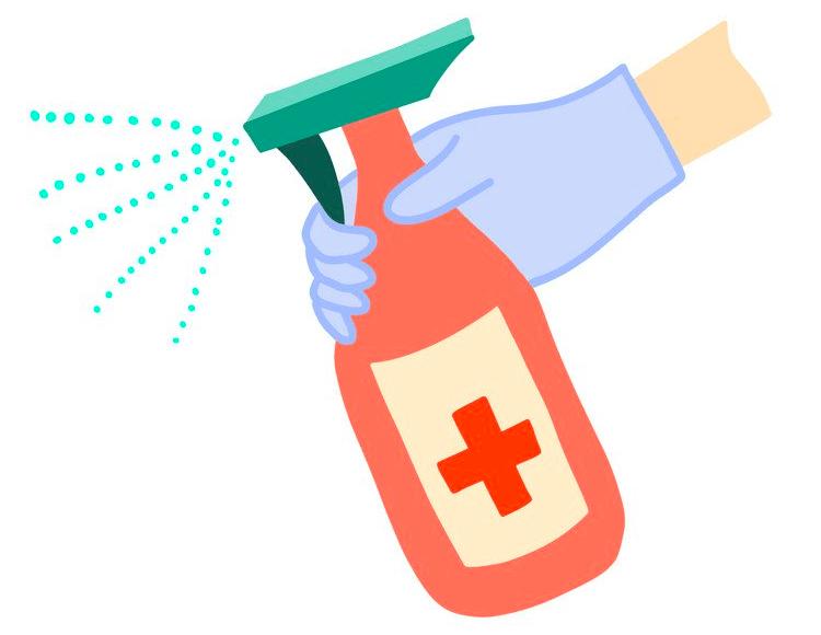 covid hygiene tips